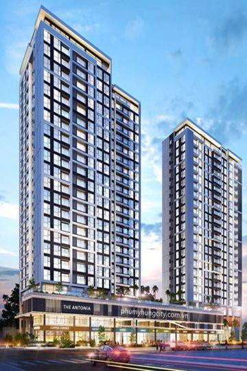 Phu My Hung Apartment