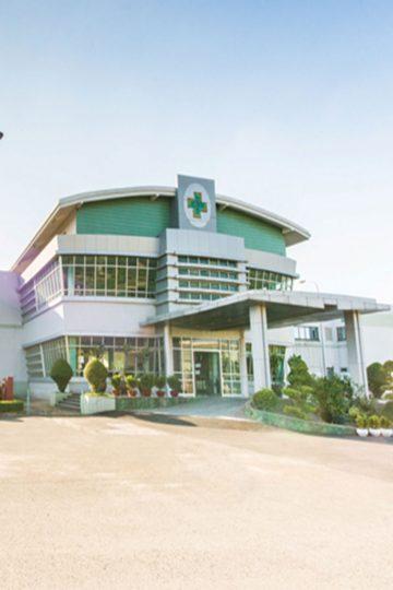OPV . Pharmaceutical Factory