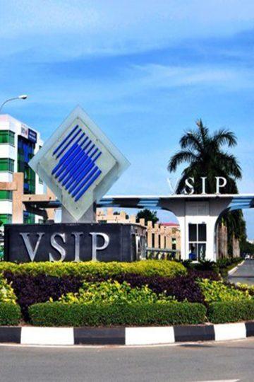 35 VSIP Industrial Park Factory