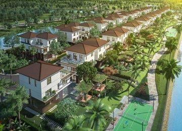 (Tiếng Việt) Điều kiện nào đặt ra cho cửa nhôm kính kiến trúc với các căn dinh thự Luxury triệu đô của dự án Waterpoint bên bờ sông Vàm cỏ?